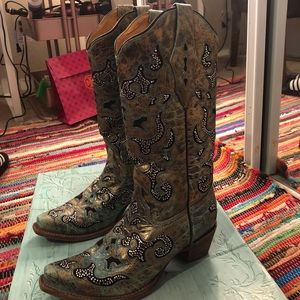 Corral Boots New Without Tags